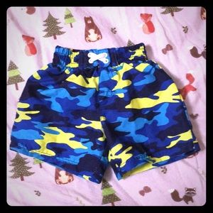 Infant Swim Trunks!